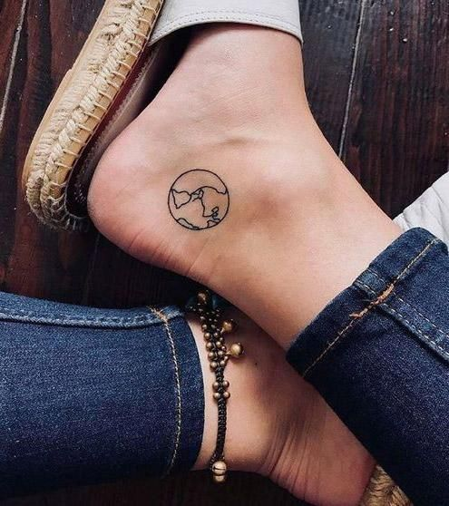 Earth Tattoos 5
