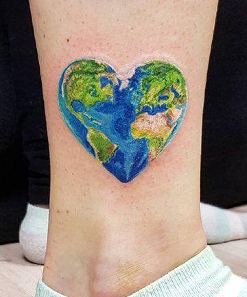 Green Earth Tattoos 1