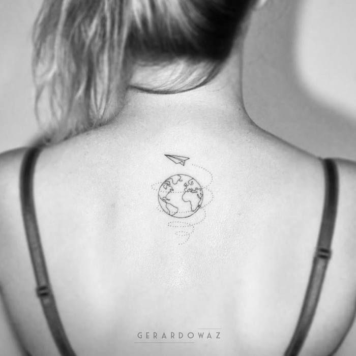 Green Earth Tattoos 10