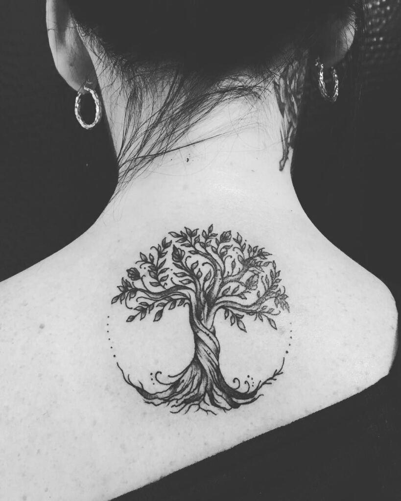 Green Earth Tattoos 7