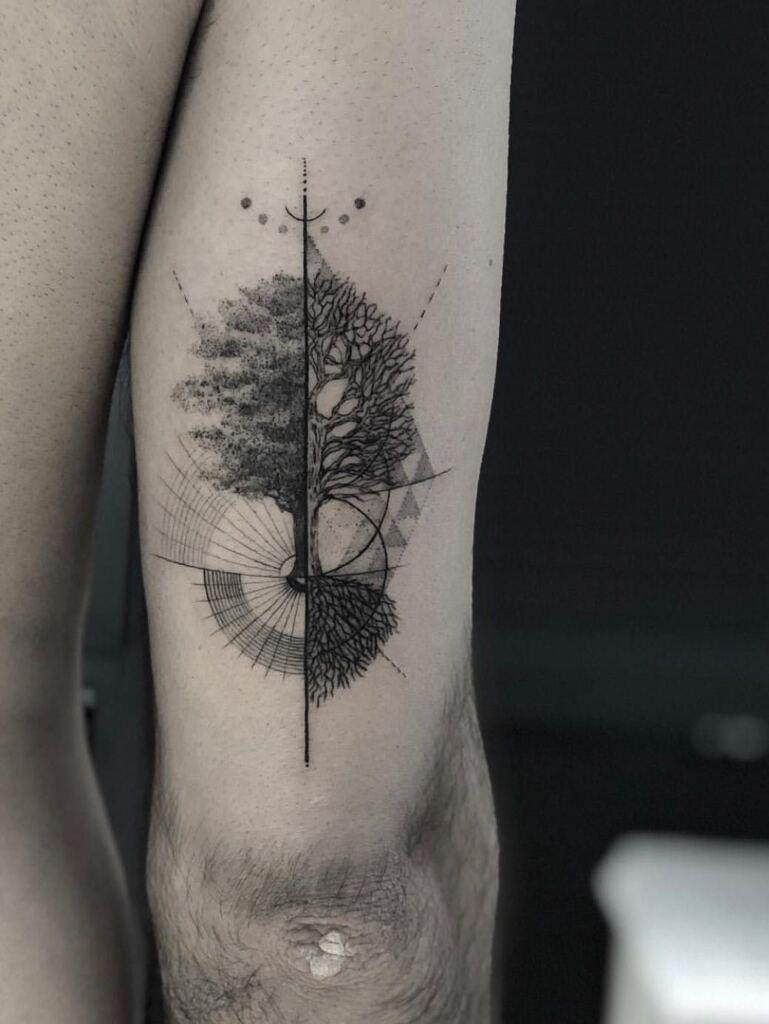 Planet Earth Tattoos 3