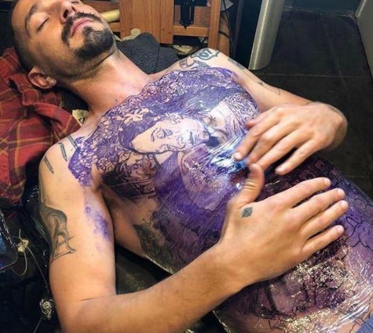 Shia Labeouf Tax Collector Tattoo